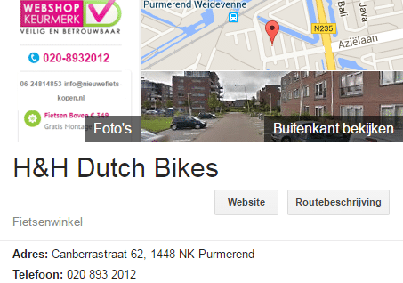 H&H Dutch Bikes Google Search