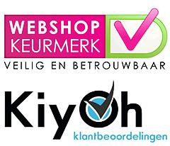 H&H Dutch Bikes is aangesloten bij Webshopkeurmerk & Kiyoh Klantbeoordelingen - Klantreviews - Ervaringen- Klantreferenties - reviews voor mond-tot-mond reclame op internet.
