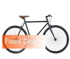 Fixed Gear Fietsen
