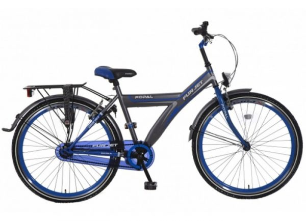 popal-fun-jet-jongens-fiets-2608-grijs-blauw