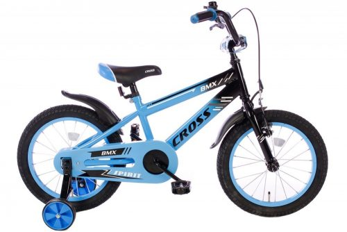 spirit-bmx-cross-blauw-16 inch