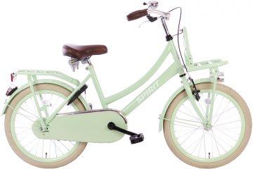 spirit-cargo-groen-20 inch meisjesfiets