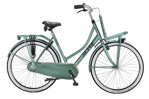 altec-urban Dames Transportfiets-28inch-50cm-army-green