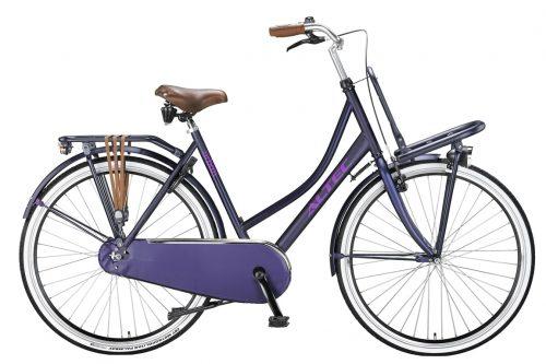 altec-Dames Transportfiets urban-28inch-50cm-dark-magneto