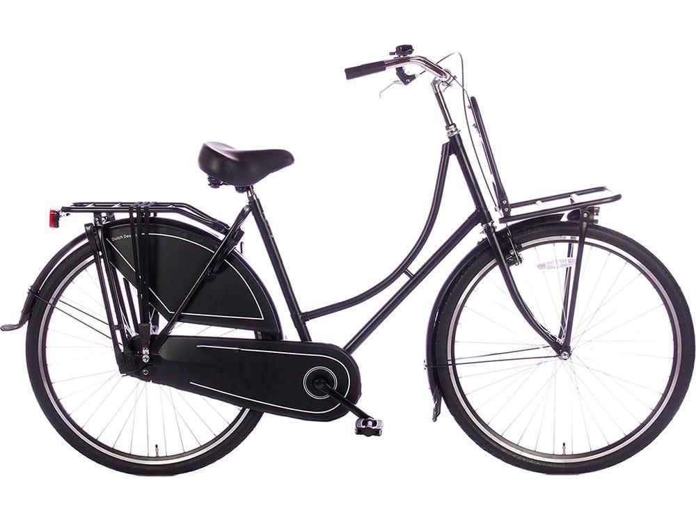 Omafiets basic 28 inch|Gratis Frame- of Kettingslot