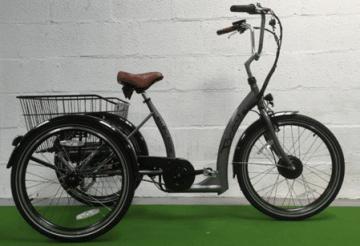troy-volwassen-driewieler-24-inch-elektrisch-grijs-zilver