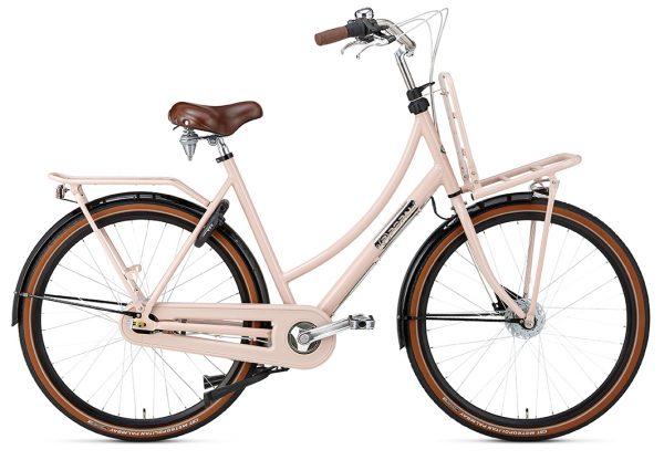 popal daily dutch prestige N3 Rollerbrake 28 inch damesfiets Roze - kopie