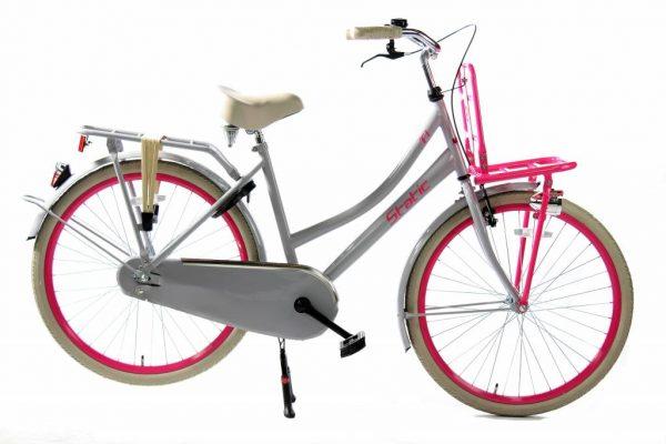 static-cargo-grijs-roze-26-inch-meisjes-transportf