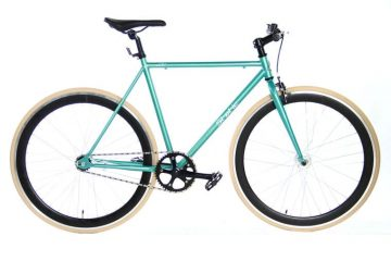 Static Fixed Gear 28 inch 57cm Groen