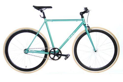 Static Fixed Gear 28 inch 57cm Groen
