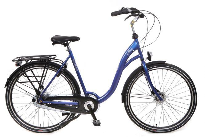Altec-Maxima-Moederfiets-N7-Blauw-50cm-2017