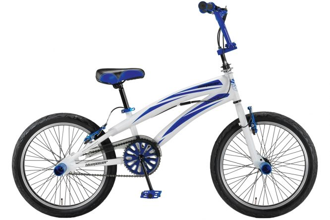 Umit-Blue-Power-BMX-20-inch