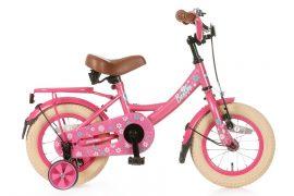 popal Benthe 12 inch meisjesfiets roze