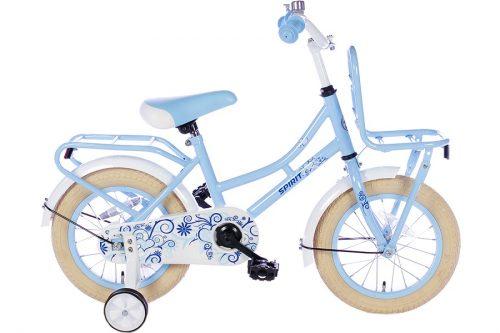 spirit-omafiets 12 inch blauw