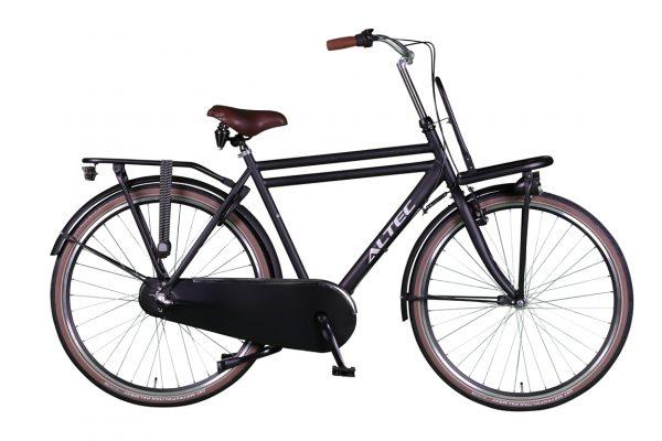 Altec-Dutch-28-inch-Transportfiets-Heren-Zwart-58cm-2018