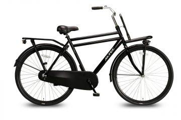 Altec-Classic-Transportfiets-28inch-Heren-58cm-Zwart