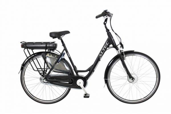 Electrische fiets altec-altec-e-bike-diamond-n-3-mat-zwart-2018