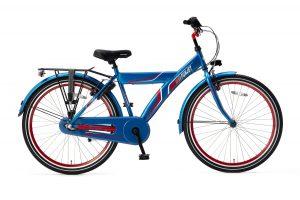 Popal FunJet N3 Jongensfiets 26 inch blauw rood