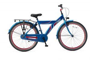Popal FunJet X Jongensfiets 26 inch blauw rood