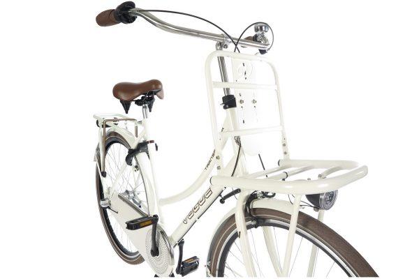 Vogue transport dames transportfiets Creme