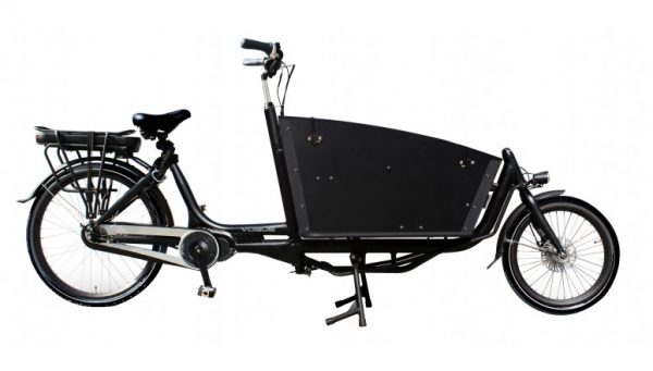 Vogue Bakfiets Carry 2 zwart zwart
