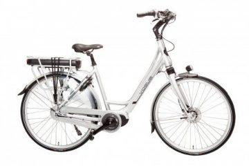 Elektrische fiets vogue_elegance_silver E-bikes